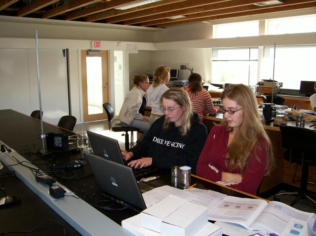Archimedes Lab -- Fall 2008